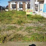 2020.10.9 伊勢崎市富塚町売地640万(79.86坪)、南西道路、建築条件なし